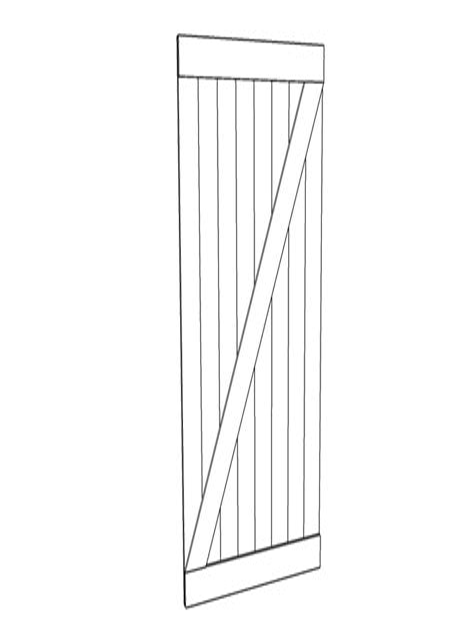 Z-Brace-Barn-Door-Plans
