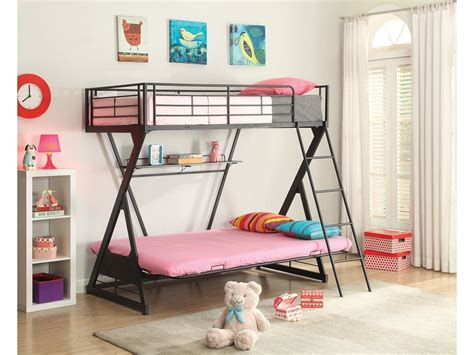 Zazie bunk bed by acme furniture.aspx Image