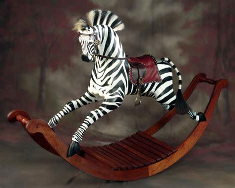 Zebra-Rocking-Horse-Plans