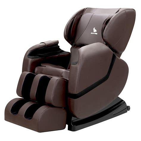 Zero Gravity Heated Massage Recliner