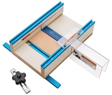Zero Play Table Saw Sled Plans