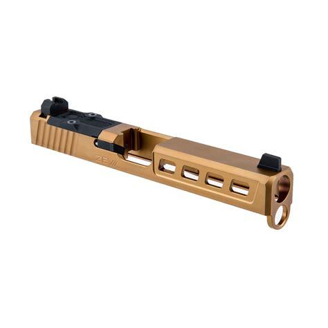 Zev Dragonfly G17 G19 3g Slide Kits Zev Technologies And Atacr Riflescopes Nightforce Optics Inc