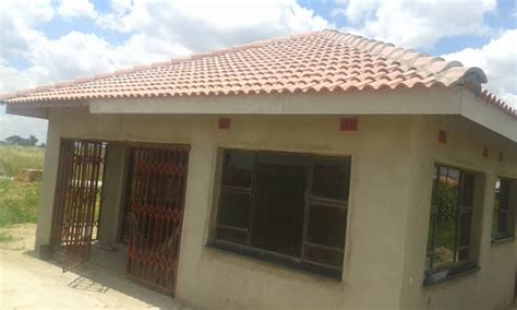 Zimbabwe Nice House Plans 500 Square