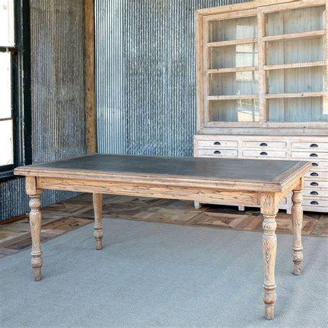 Zinc-Top-Farmhouse-Table
