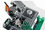 Zombie Star Wars Legos Space Death the Epic Battle Music