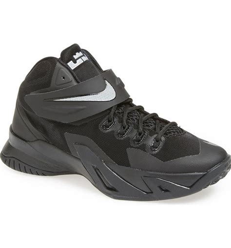 Zoom Lebron Soldier VIII Mens Basketball Shoes