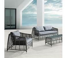 Best Zuo modern outdoor furniture