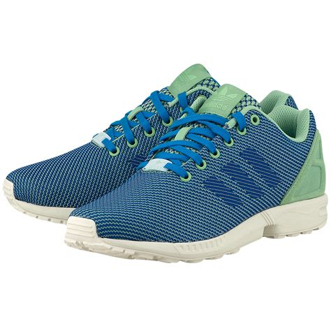 Zx Flux Weave Men's Running Shoes