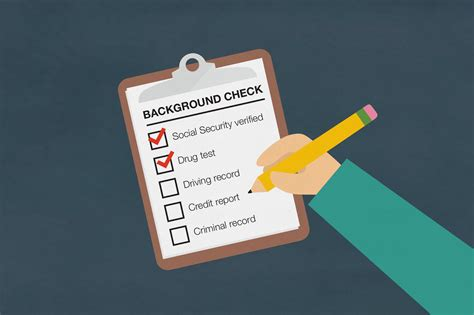 a background check