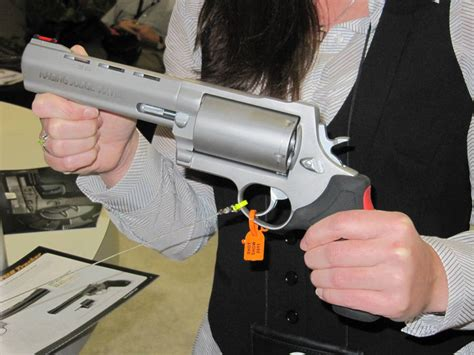 A Pistol That Shoots Shotgun Shells