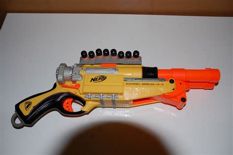 A Price For A Nerf Double Barrel Shotgun