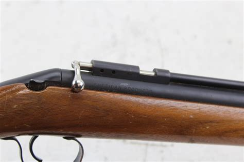 A Vintage Blue Streak Air Rifle By Sheridan Products Inc