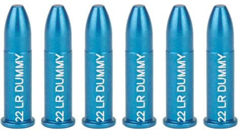 A Zoom Rimfire Dummy Rounds 17 Hmr Action Proving Rounds 6