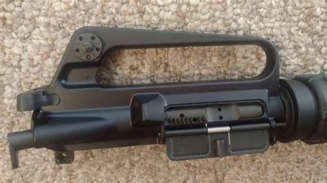A1 Fixed Carry Handle Upper