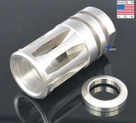 A2 Stainless Steel Flash Hider