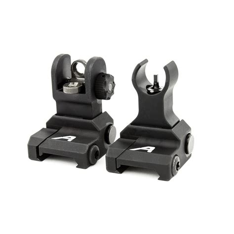 A2 Upper Receiver With Flip Up Front Sights