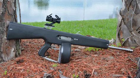Aa 12 Fully Automatic Shotgun For Sale
