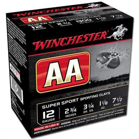 Aa Supersport Ammo 12 Gauge 23 4 1 Oz 8 Shot Winchester