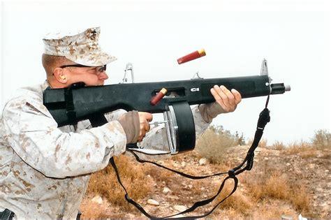 Aa12 Automatic Shotgun Explosive Rounds