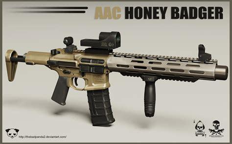 Aac Honey Badger Rifle