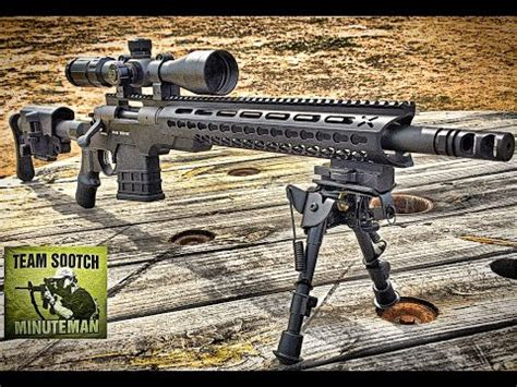 Ab Arms Mod X Gen 3 Tactical Rifle Stock