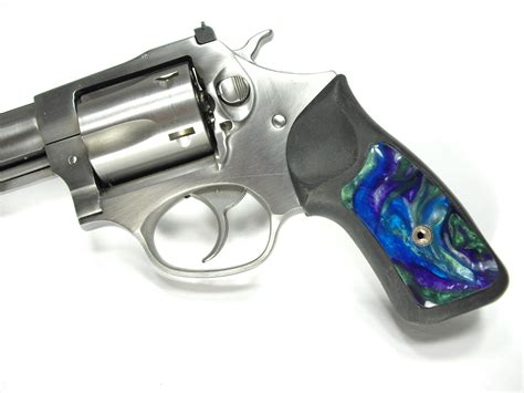Ruger Abalone Ruger Grips.