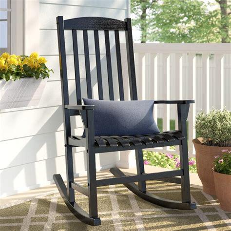 Abasi Porch Rocker Chair