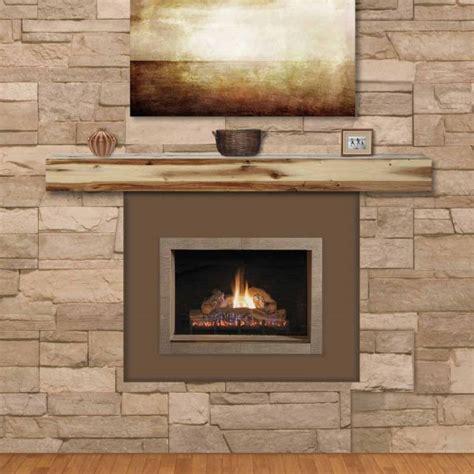 Acacia Fireplace Shelf Mantel