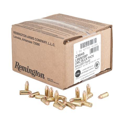 Academy Sports Ammo 9mm