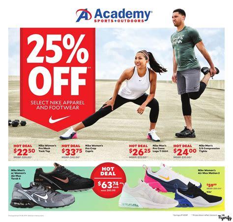 Academy Sports Flyer