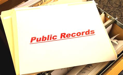 access to public court records