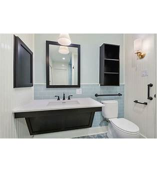 Accessible Sink Cabinet Construction Plans