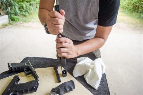 Accidental Death Cleaning Gun