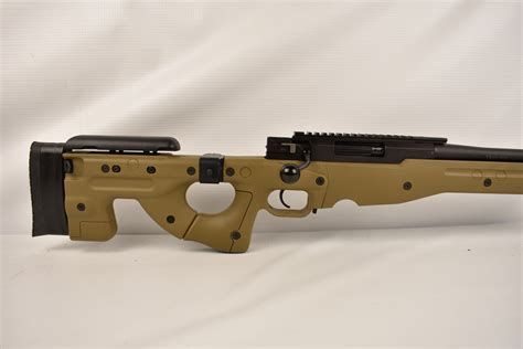 Accuracy International AICS-AX 2 0 Chassis System Review