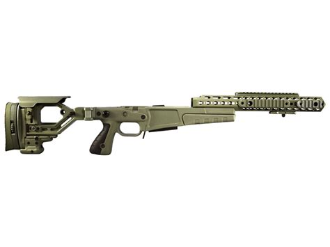 Accuracy International AX 2 0 Folding Chassis For Remington 700 Actions
