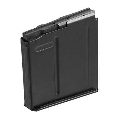 Accuracy International Long Action Ax 5rd Magazine 338 Lapua Long Action Ax Magazine 338 Lapua 5rd Steel Black