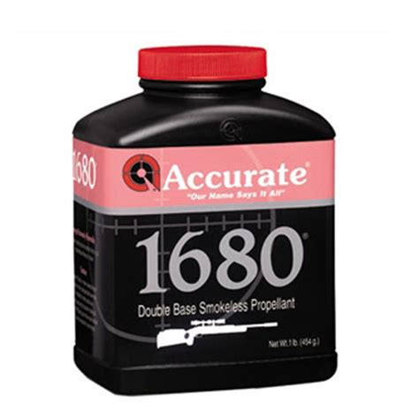 Accurate 1680 At Reloading Unlimited