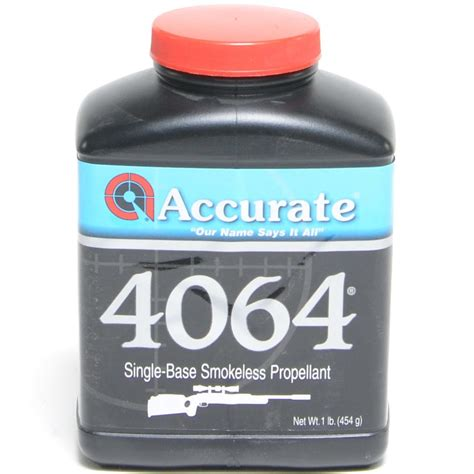 Accurate 4064 Powder The Firearms Forum - The Buying