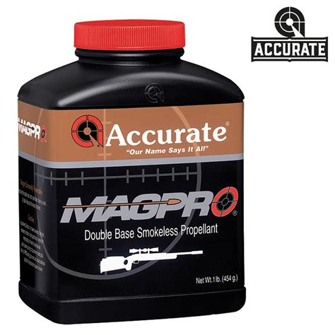 Accurate Mag Pro Powder Londero Sports