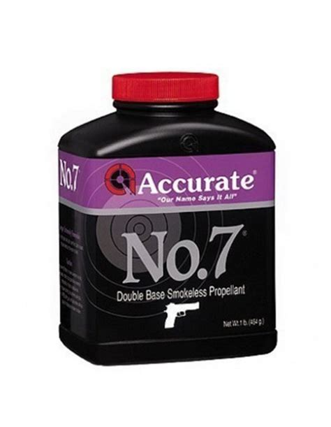 Accurate No 7 At Reloading Unlimited