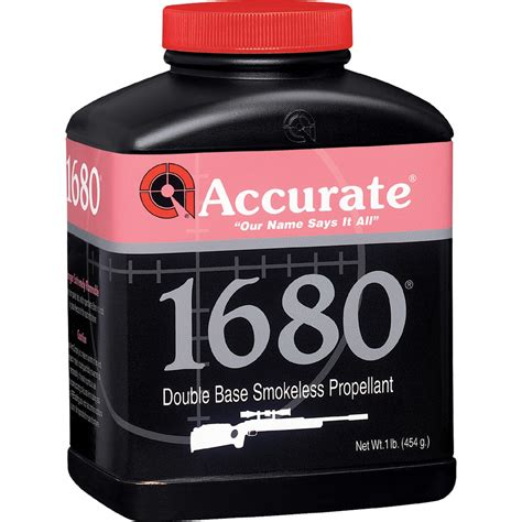 Accurate Powder Accurate 1680 Powders Brownells