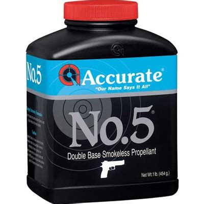 ACCURATE POWDER ACCURATE NO 7 POWDERS Brownells