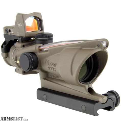 Acog Rifle Scope For Sale