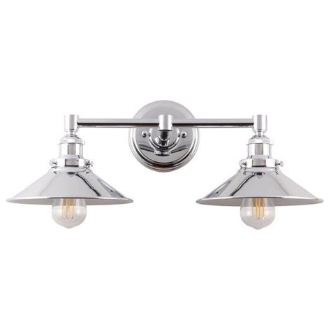 Acquah 2-Light Vanity Light
