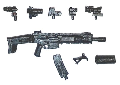 Acr Assault Rifle Accessories