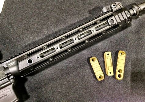 Acr Handguard Misaligned Fix And Aftermarket Sig Mpx Handguard