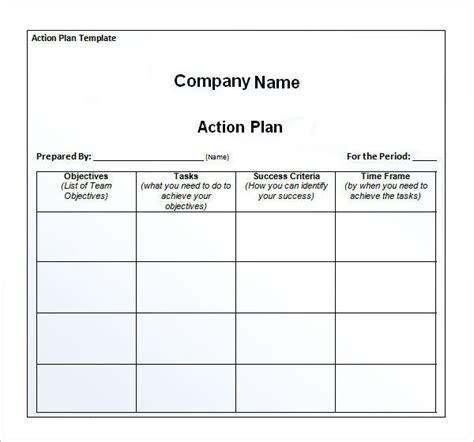 Action Plan Template Pdf CV Templates Download Free CV Templates [optimizareseo.online]