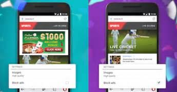 ad blocker for opera mini android United States