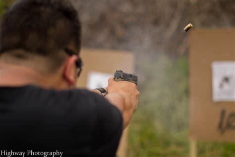 Adaptive Handgun