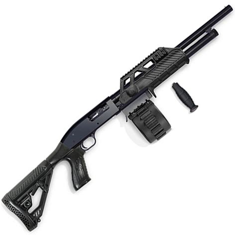 Adaptive Tactical Maverick 88 Security Pump Action Shotgun Review